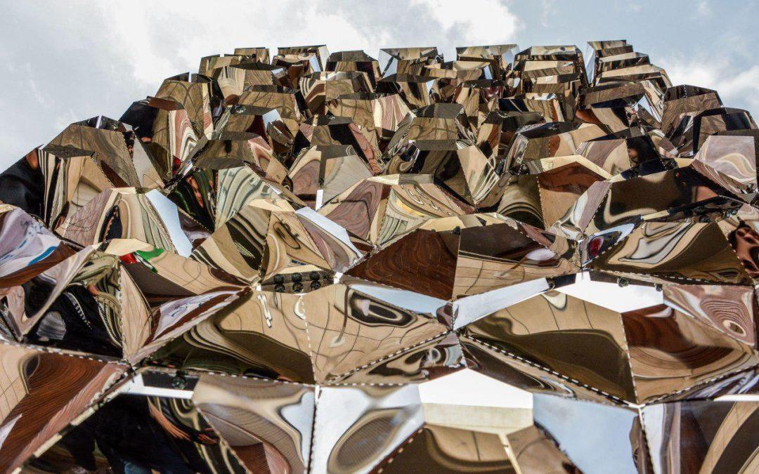 Folded Steel Panels